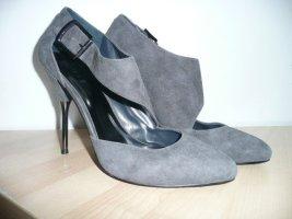 Guess High Heels grey suede