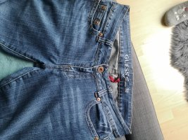 Guess Straight Leg Jeans blue