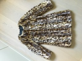 Guess Kurzmantel Leopardoptik