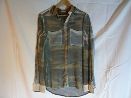 GUESS : Leichte Camouflage Bluse in Größe M/38!