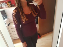Guess Pull violet-brun pourpre