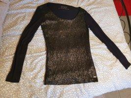 Guess Boatneck Shirt black