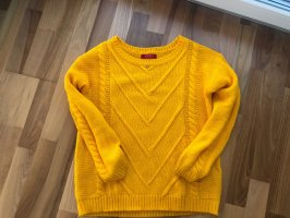 Guess Cable Sweater light orange