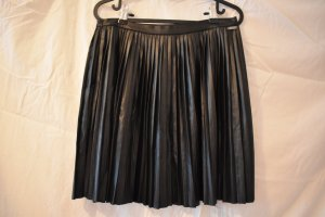 Guess Pleated Skirt black polyester
