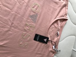 Guess T-Shirt rose-gold-coloured