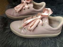 Guess Lace-Up Sneaker light pink