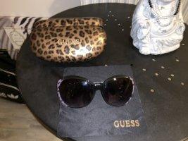 Guess Gafas de sol ovaladas negro-púrpura
