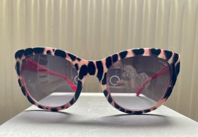 Guess Gafas mariposa multicolor