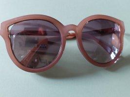 GUESS Sonnenbrille Damen beige-rose