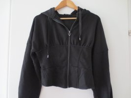 Guess Sweat Jacket black