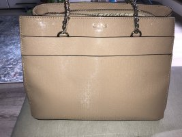 Guess Beachwear Shopper rose-gold-coloured