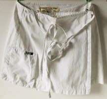 Guess Gonna aderente bianco Cotone