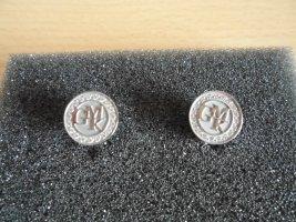 Guido Maria Kretschmer GMK Ohrstecker Logo Silber NEU