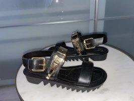 Guiseppe zanotti Sandale d'extérieur noir