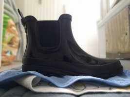Eduscho Wellies black