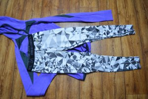 "GymAesthetics Performance ""Fit Shape"" Leggings 36/38"