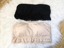 H&M Bra black-pink