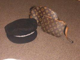 H&M Sombrero de cubo negro Poliéster