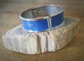 H&M Bracelet de bras argenté-bleu