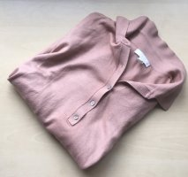 H&M Basic Colletto camicia marrone chiaro-crema