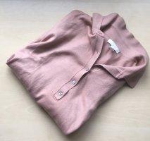 H&M Basic Cols de blouses marron clair-crème