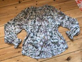H&M Bluse Tunika Shirt 36 S Frühling
