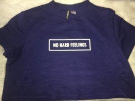 H&M Cropped Shirt