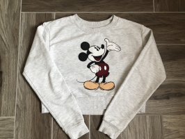 H&M Cropped Sweatpullover