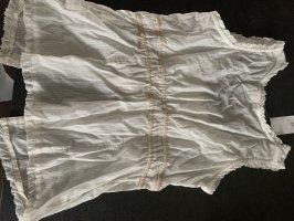 Devided von H&M Sleeveless Blouse natural white
