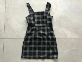 H&M Divided Summer Dress black-white mixture fibre