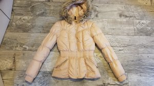 ♥ H&M divided ♥ leichte taillierte Winterjacke Steppjacke ♥ XS 34