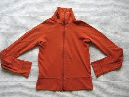 H&M divided suesse shirt orange gr. xs 34