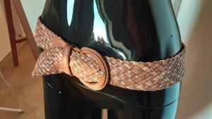 H&M Studio Cinturón de cadera marrón