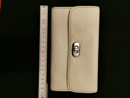 H&M Wallet silver-colored-oatmeal