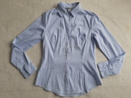 H&M hemd bluse neu gr. s 36 blau streifen