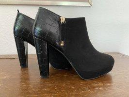 H&M High Heel Stiefelette