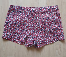 H&M / Hotpants / Shorts / kurze Hose / Blumen / Größe 38 / NEU / Ungetragen