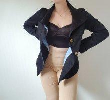 H&M Jacke schwarz Größe s