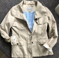 H&M - kurzer Trenchcoat beige Gr. M/38