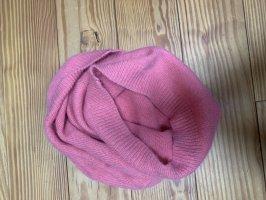 H&M Bufanda tubo magenta-rosa