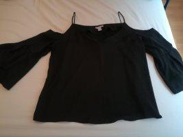 H&M Off-shoulder Shirt