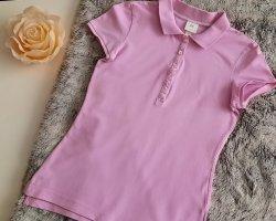 H&M Polo tshirt 36 S rosa