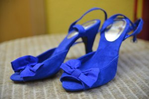H&M Pumps blau
