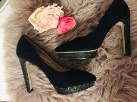 H&M Pumps High Heels schwarz