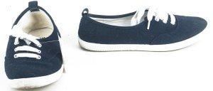 H&M Schuhe/ Zustand Sehr gut / Textil/ Dunkelblau/ Gr. 36/ NP24,95€