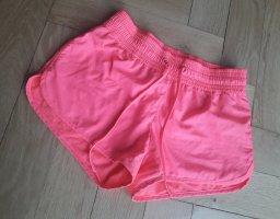 H&M Short in neonpink, Gr. 36/38