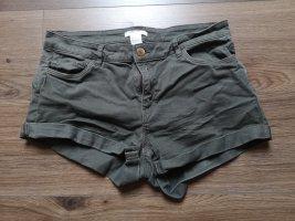 H&M Short Khaki Size 38