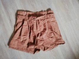 H&M Divided Shorts marrón claro-beige