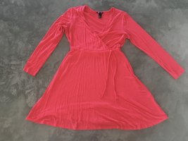 H&M Wraparound raspberry-red-neon red