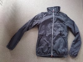 H&M Sport Jacke Trainingsjacke XS/34 grau